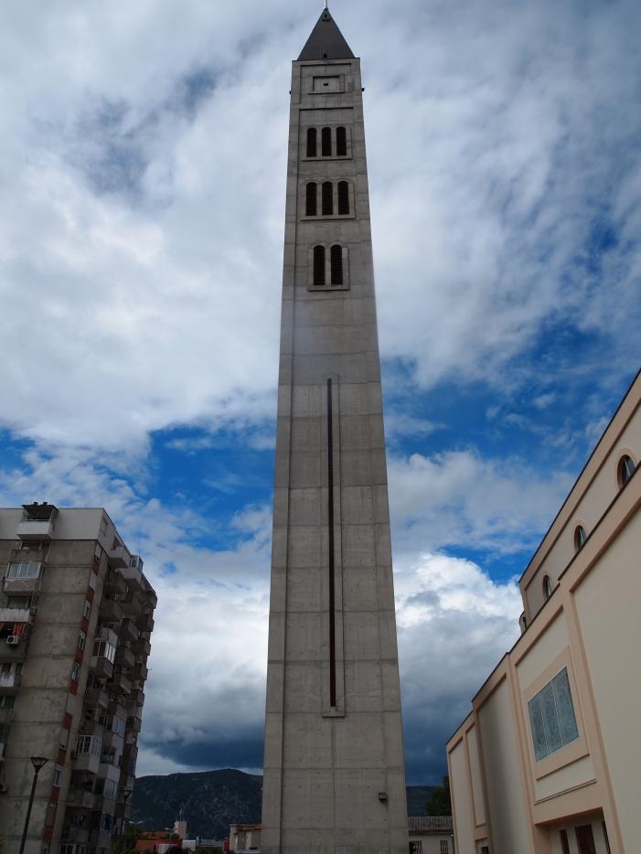 Clocktower of Saint Peter and Paul Monastery