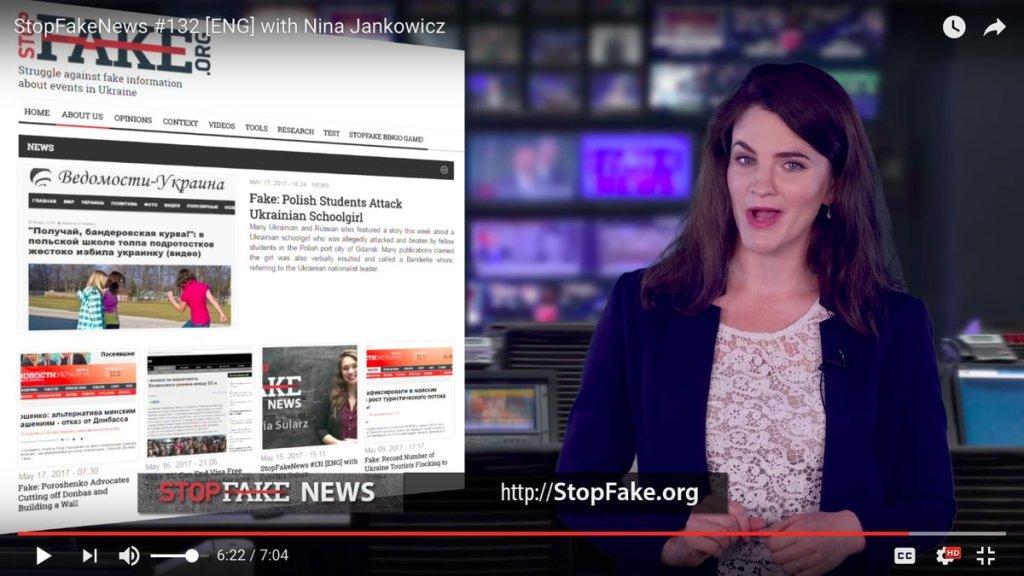 Nina Jankowicz stop fake